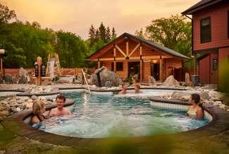 Nieuwe spa in Winnipeg, tijd om te ontspannen