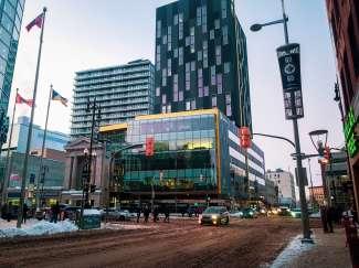 Winnipeg is ook in de winter goed te ontdekken.