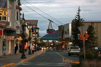 South Franklin Street Juneau