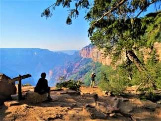 Grand Canyon NP is een van de meest populaire parken in het westen van de USA.