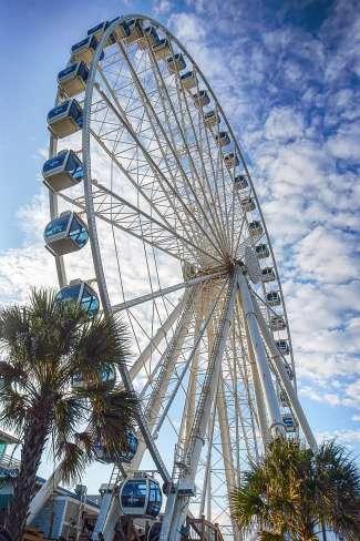 Myrtle Beach biedt veel vermaak en plezier voor het hele gezin.