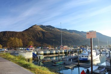 Port of Valdez Alaska