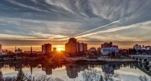Saskatoon in Saskatchewan