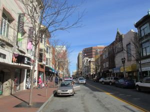 Market Street Wilmington