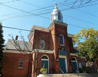 De Cathedral in Wilmongton-Delaware