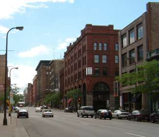 Minneapolis Warehouse District