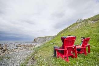 Geniet van de rust en ruimte in het Gros Morne National Park.