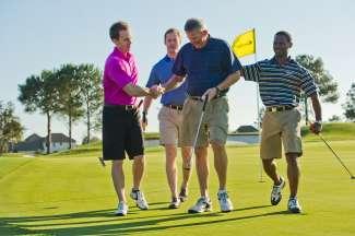 Grijp uw kans en laat uw passie los op een van de vele golfbanen.