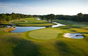 Prachtige golfbanen