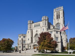 Scottish Rite Cathedral Indianapolis