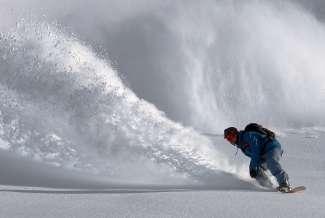 Voor de ervaren snowboarder het ultieme gevoel!