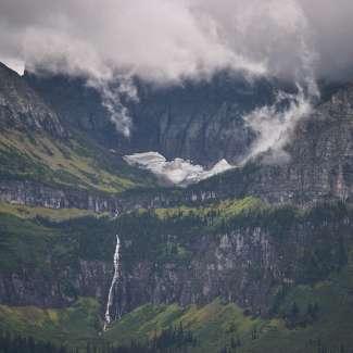 Uitzicht montana