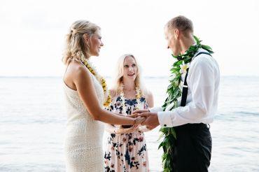 Trouwen op Oahu
