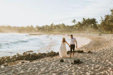 Trouwen op Kauai
