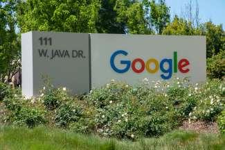 In Mountain View zit het hoofdkantoor van google