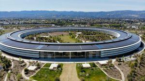 Het Apple hoofdkwartier