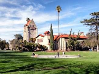 Stanford University in San Jose