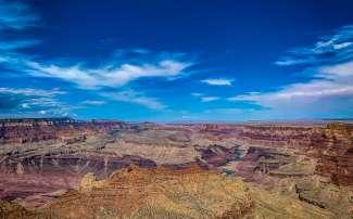 Grand Canyon National Park ligt in het noorden van Arizona en is een van de meest bekende parken van Amerika.
