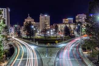 Spokane word ook wel Lilac City genoemd