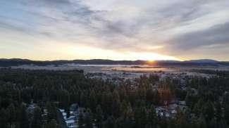 Spokane panoramabeeld
