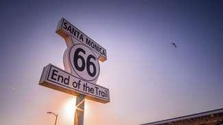 Santa Monica - Route 66