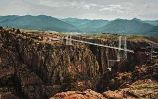 De hoogste brug van Amerika
