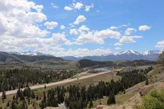 Dillon is een klein plaatsje in Colorado, gelegen op 2700 m hoogte.