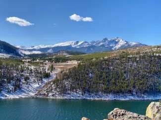 Lake Dillon is het hele jaar door een trekpleister voor outdoor recreatie.
