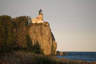 Split Rock Lighthouse/ Lake Superior