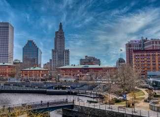 Providence is de hoofdstad van Rhode Island.
