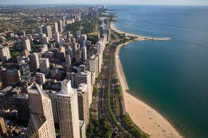 Chicago - Lake Michigan