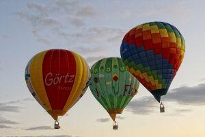 Gallup Balloon festival