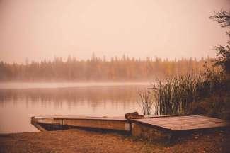 Centraal gelegen in Manitoba, heeft de RMNP veel natuur en indrukwekkende dieren in het wild.