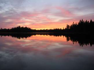Puur natuur in Minnesota, perfect om te ontspannen.