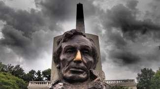 De Lincoln Tomb in Springfield.