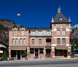 Historic Beaumont hotel
