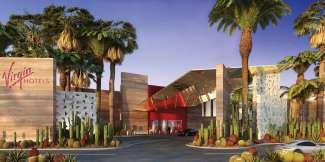 Het Virgin Hotels heeft in maart 2021 haar deuren geopend in Las Vegas!
