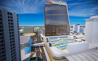 Het Circa Resort Las Vegas is een nieuw en spectaculair adults-only hotel.