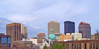 De stad Dayton wordt ook wel Gem City genoemd.