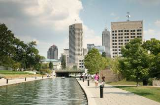 Central Canal Indianapolis
