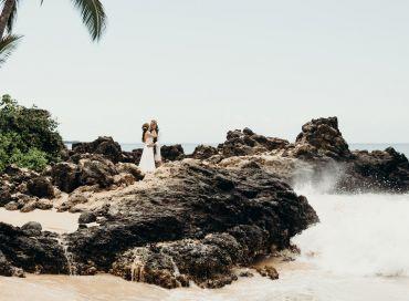 Trouwen op Maui
